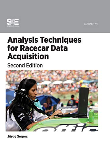 9780768064599: Analysis Techniques for Racecar Data Aquisition