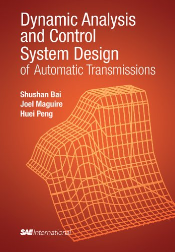 9780768076042: Dynamic Analysis and Control System Design of Automatic Transmissions