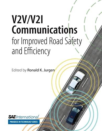 9780768077254: V2V/V2I Communications for Improved Road Safety and Efficiency