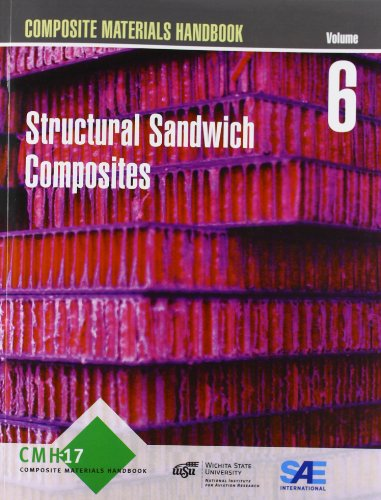 9780768078169: Composite Materials Handbook: Structural Sandwich Composites: 6