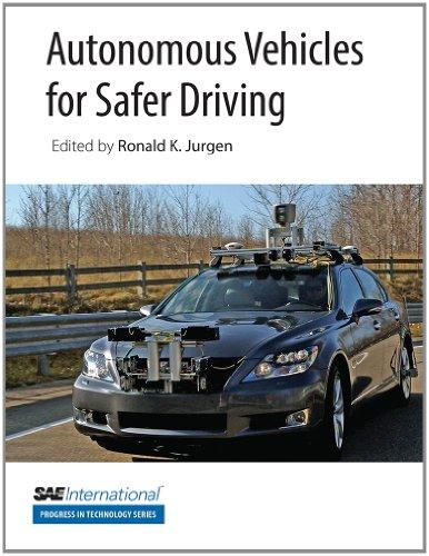 9780768079937: Autonomous Vehicles for Safer Driving