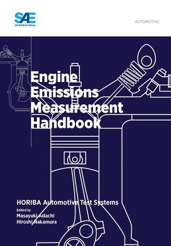 9780768080124: Engine Emissions Measurement Handbook