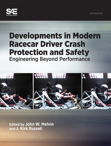 9780768080261: Developments in Modern Racecar Driver Crash Protection and Safety-Engineering Beyond Performance