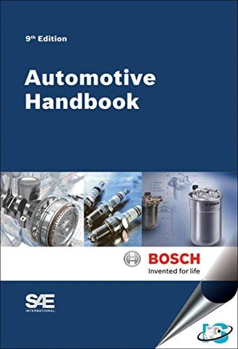 Bosch Automotive Handbook, 9th Edition: Robert Bosch GmbH