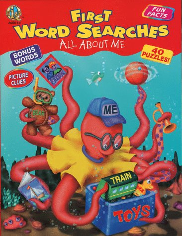 9780768100228: First Word Searches: All About Me