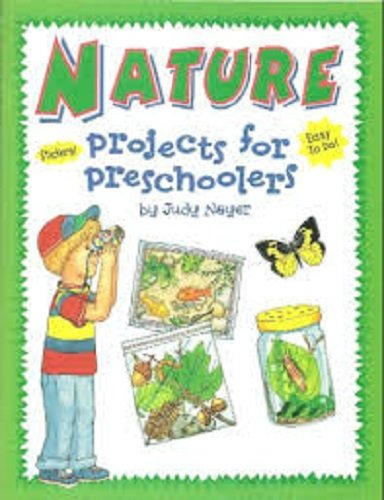 Nature: Projects for Preschoolers with Sticker (Judy: Nayer, Judy