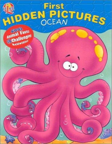 9780768102185: First Hidden Pictures: Ocean