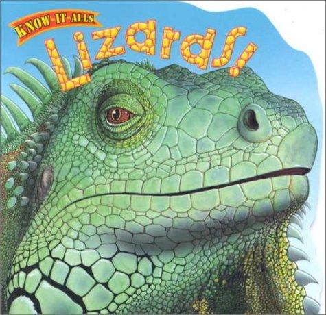 Lizards! (Know-It-Alls): Christopher Nicholas; Illustrator-Greg Harris