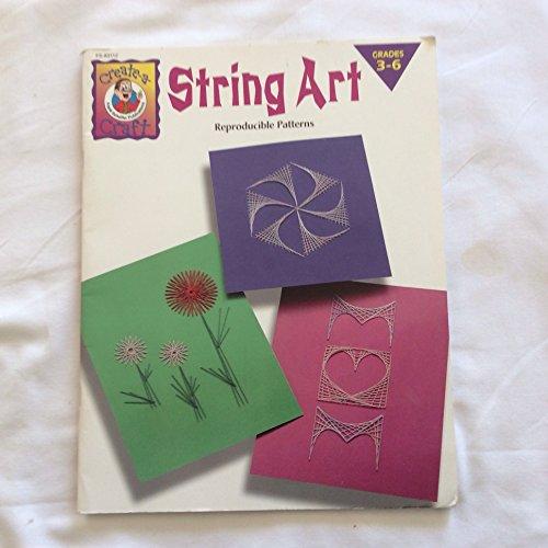 9780768201567: String Art, Grades 3 - 6