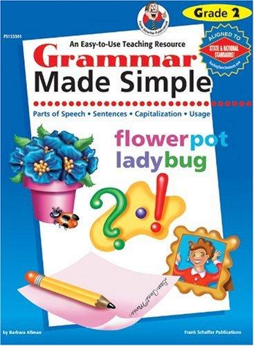 Grammar Made Simple, Grade 2: Carson-Dellosa Publishing