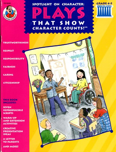 9780768204575: Plays That Show Character Counts!: Grade 4-5