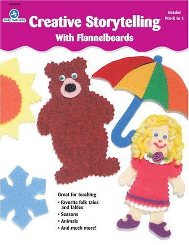 9780768204841: Creative Storytelling with Flannelboards