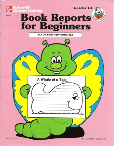 Book Reports for Beginners 1-2: Lynn Inch