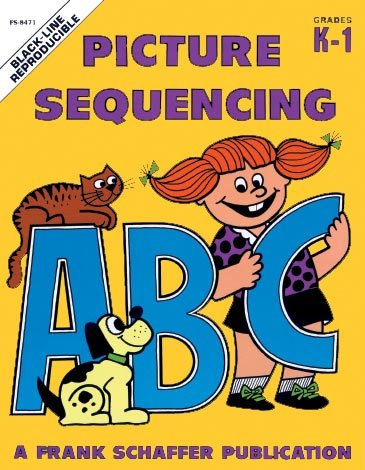 Picture Sequencing, Grades K to 1: Schaffer, Frank