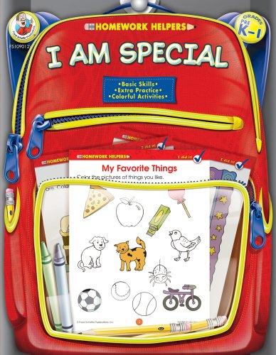9780768206838: I Am Special Homework Helper, Grades PreK to 1