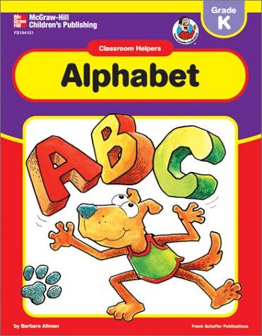 9780768208023: Classroom Helpers Alphabet, Grade K