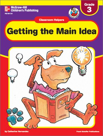 9780768208351: Getting the Main Idea (Classroom Helpers)