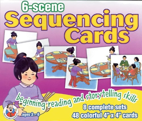 9780768215793: 6-Scene Sequencing Cards