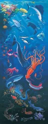 9780768216387: Ocean Depths Floor Puzzle (Frank Schaffer Giant Floor Puzzles)