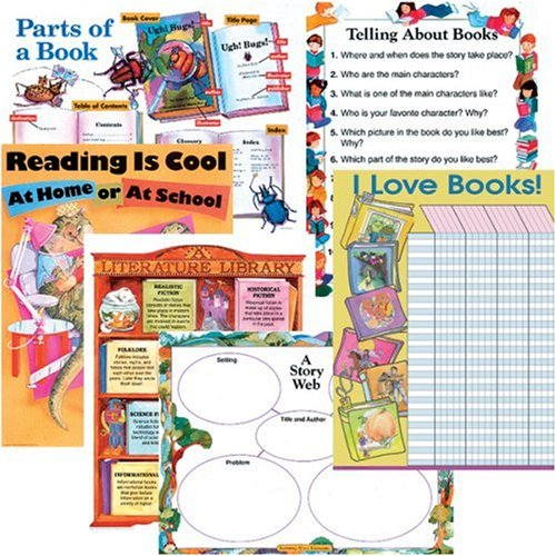 9780768216523: All about Reading Chart Pack (Cheap Charts)