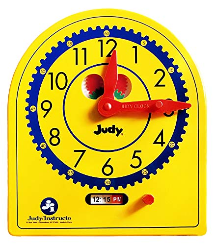 9780768218626: Judy Discovery Digital Clock