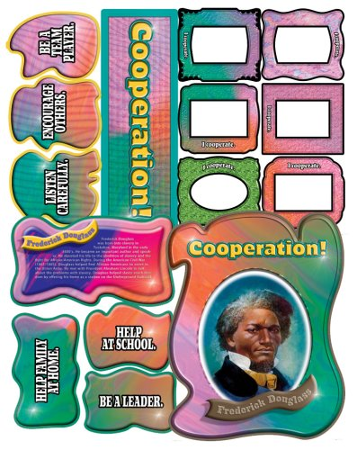 9780768225785: Character Education: Cooperation Bulletin Board Set