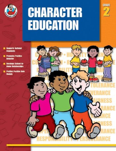 9780768227925: Character Education, Grade 2 (Character Education (Frank Schaffer Publications))