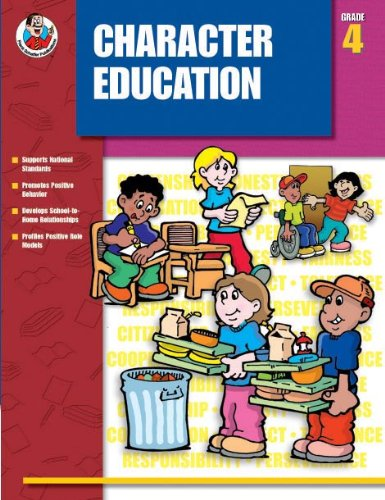 9780768227949: Character Education, Grade 4 (Character Education (Frank Schaffer Publications))