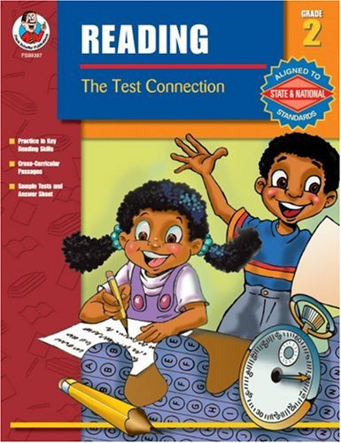 The Test Connection Reading, Grade 2 (0768228123) by School Specialty Publishing