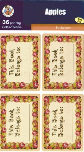 9780768228298: Apple Nametag Sticker