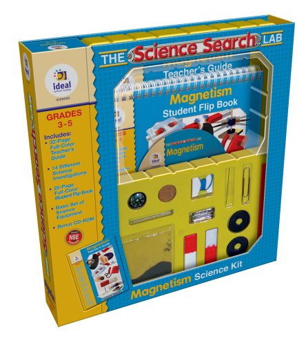 9780768228359: Magnetism (The Science Search Lab)