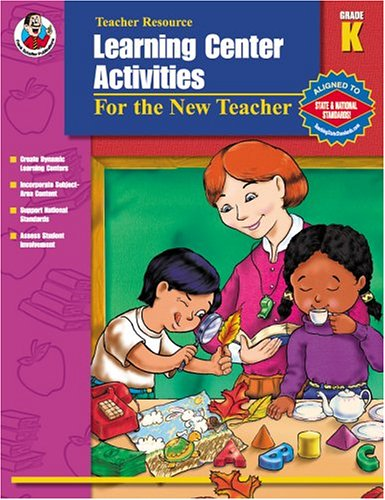 9780768229400: Learning Center Activities, Grade K: For the New Teacher