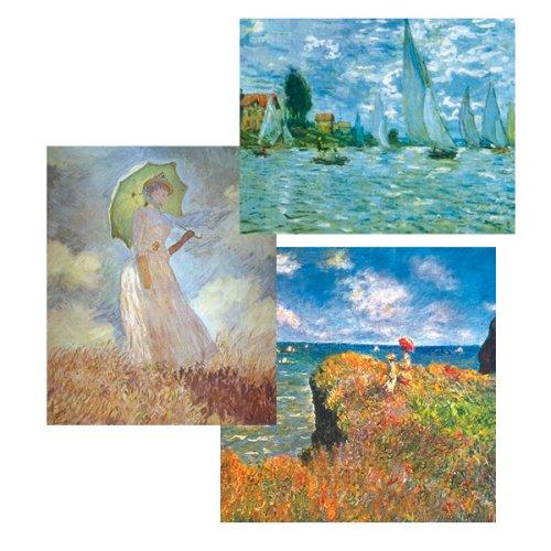 9780768230567: Monet Photo Stickers