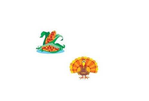 9780768230611: Thanksgiving Time Reward Stickers