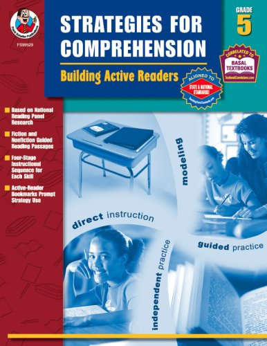 Strategies for Comprehension, Grade 5: Building Active Readers (0768230950) by Kathryn Wheeler