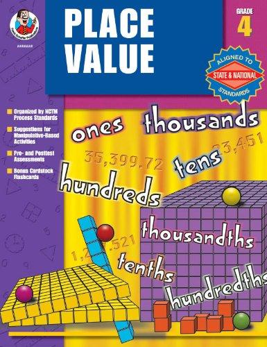 9780768231144: Place Value, Grade 4