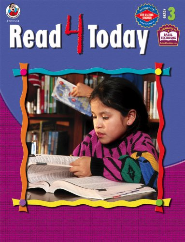 9780768232134: Read 4 Today, Grade 3