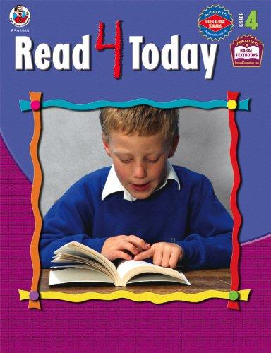 9780768232141: Read 4 Today, Grade 4