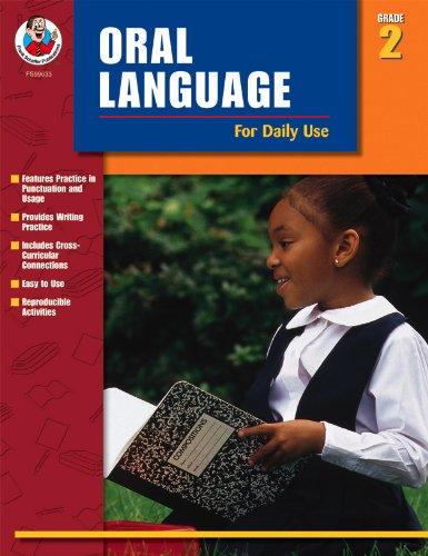 Oral Language for Daily Use, Grade 2: Sharon Altena; Carson-Dellosa