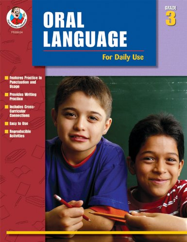 9780768233636: Oral Language for Daily Use, Grade 3
