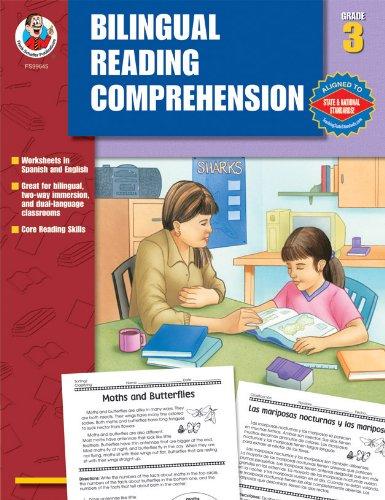 Bilingual Reading Comprehension, Grade 3: School Specialty Publishing