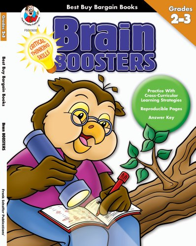 9780768235326: Best Buy Bargain Books: Brain Boosters, Grades 2-3