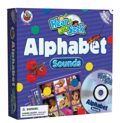 9780768235463: Hear & Go Seek Alphabet Sounds