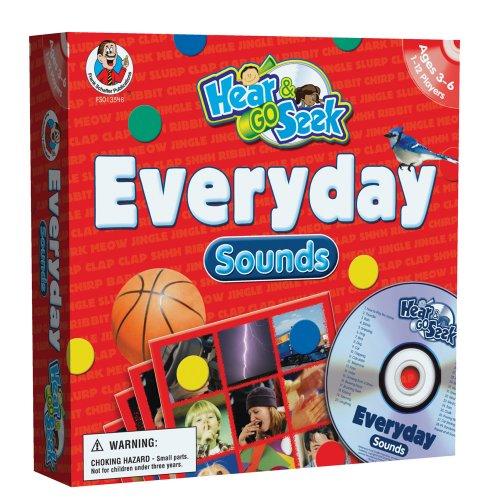 9780768235487: Hear & Go Seek Everyday Sounds