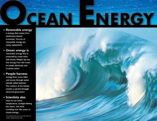 9780768237610: Ocean Energy Cheap Chart (Cheap Charts)