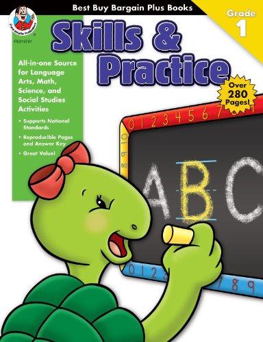 9780768237917: Best Buy Bargain Plus: First Grade Skills and Practice (Best Buy Bargain Books)