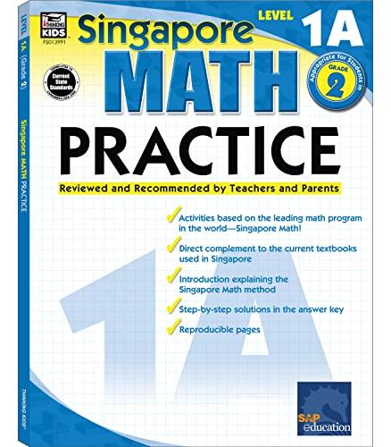 9780768239911: Math Practice, Grade 2 (Singapore Math Practice)