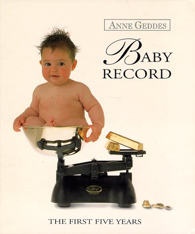 9780768320022: Baby Record: The First Five Years