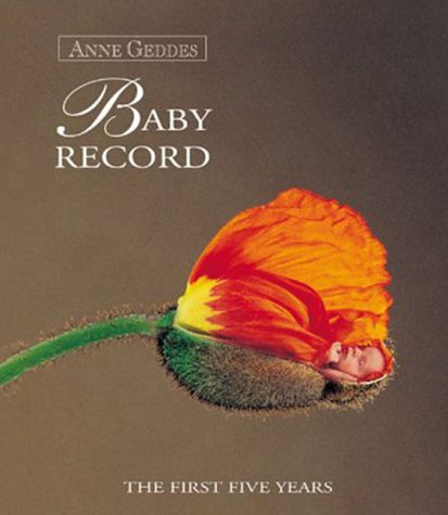 9780768320244: Baby Record: The First Five Years