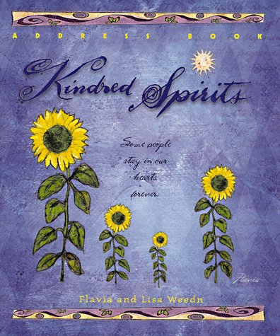 9780768320510: Kindred Spirits: Some People Stay in Our Hearts Forever: Address Book